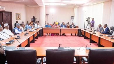 Photo of Législatives 2019: Talon favorable à une session extraordinaire de l'Assemblée nationale pour statuer sur le cas des partis de l'opposition recalés