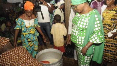 Photo of PAEF-PG: Les femmes expriment leur gratitude au président Patrice Talon