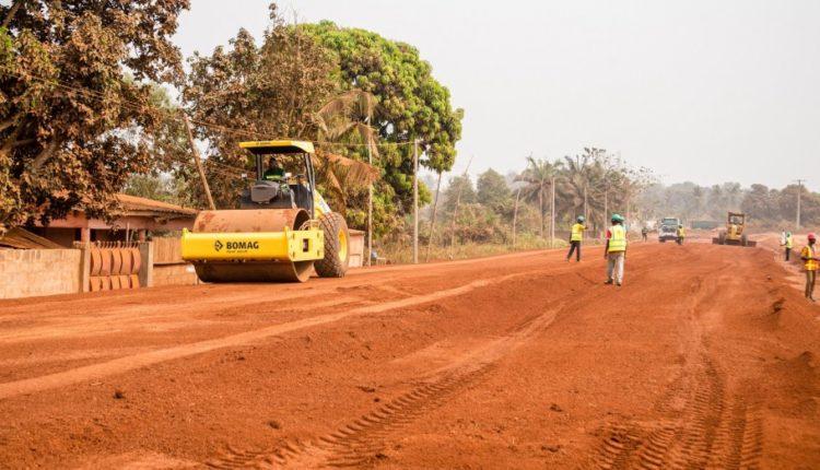 Programme d'urgence de réfection des pistes rurales
