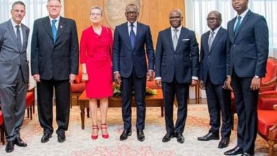 Six nouveaux ambassadeurs