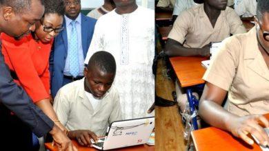 Photo of 12 collèges et 12 écoles primaires du Bénin bénéficient de salles multimédias