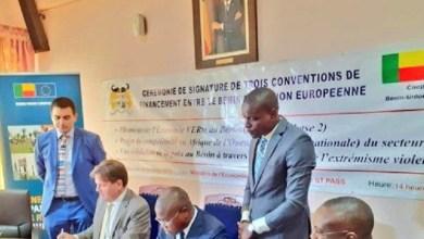 Photo of 30 milliards de F. Cfa de l'Union européenne pour la compétitivité, l'énergie et la paix au Bénin