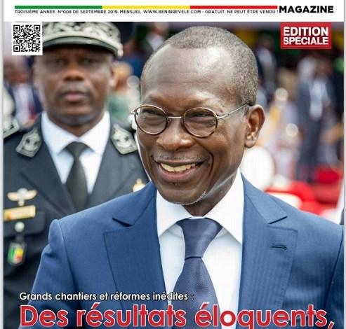 Photo of Bénin Révélé Mag N°008 [Edition spéciale]