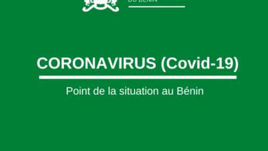 Photo of CORONAVIRUS – 22 cas confirmés au plan national dont 5 guéris