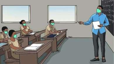 Photo of Appel au respect strict des gestes barrières Covid-19 dans les écoles, collèges, lycées, universités et centres d'examen