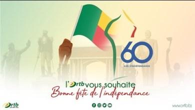 Photo of Bénin indépendance_les noces de diamant dans un écrin de masques