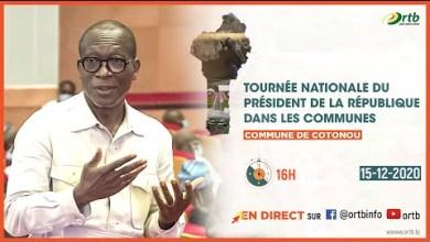 Photo of Tournée nationale du président de la république dans les communes _ Commune de Cotonou
