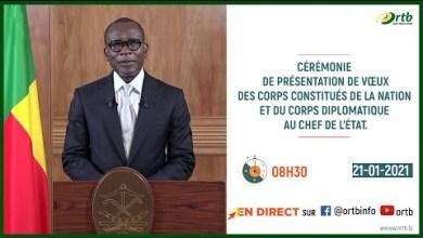 Photo of »DIRECT» Intégralité de la Cérémonie de présentation de vœux  au Chef de l'Etat.