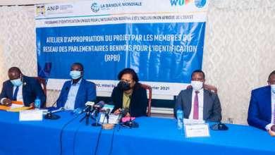 Photo of Projet WURI : L'Identification des personnes au Bénin au cœur d'un atelier d'appropriation avec les parlementaires béninois