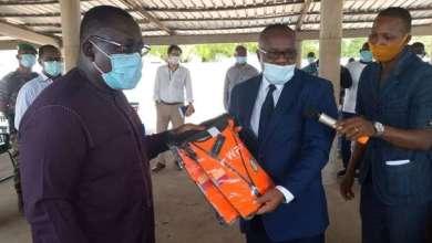 Photo of Lutte contre la pêche illicite dans le Golfe de Guinée : Le CPCO dote le Bénin de matériels