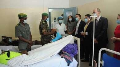 Photo of Violences pré-électorales : Le Corps diplomatique au chevet des forces de défense et de sécurité blessées