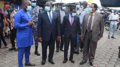 Photo of Incendie au marché Dantokpa : Le Ministre de la décentralisation et de la gouvernance locale au contact des sinistrés