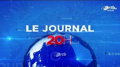 Photo of Suivez sur l'ORTB le «JT 20h du 09 Octobre 2021 avec KOUDOUSSE ABDOULAYE»