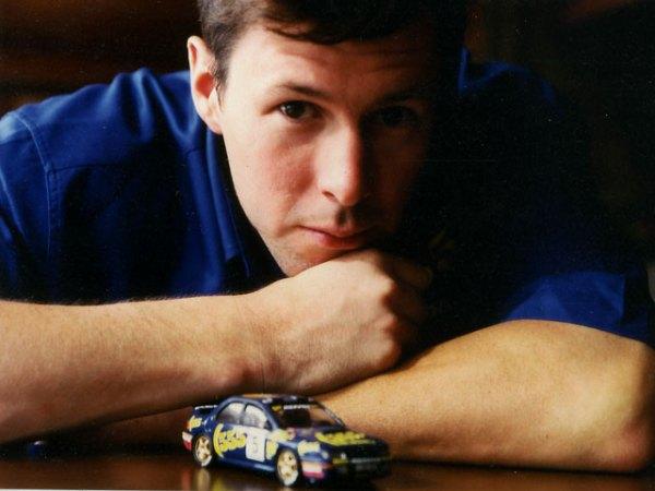 Colin McRae Dies