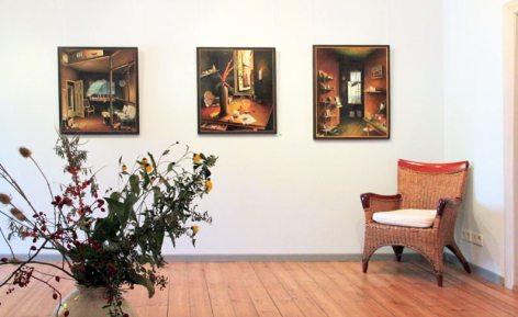 »Neues von Kerwin«, Ausstellung, Galerie Kunst-Kontor, Potsdam