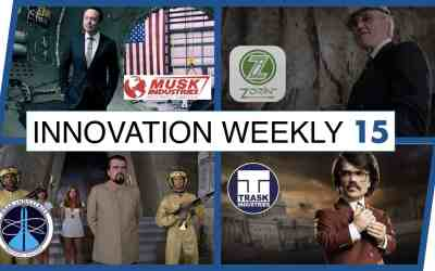 Innovation Weekly #15