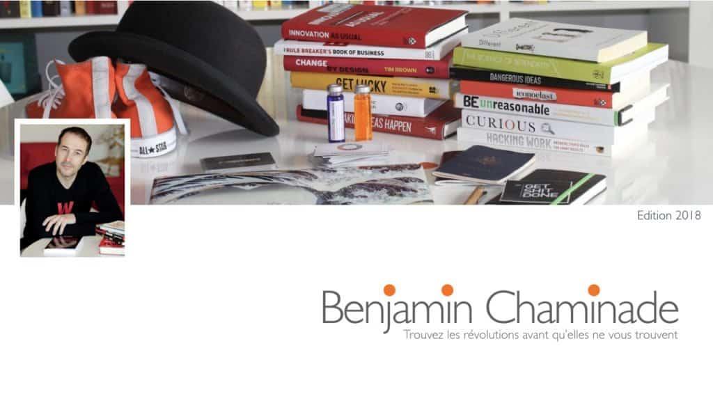 Interventions de Benjamin Chaminade