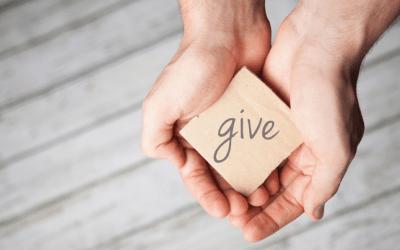 Embedded Generosity et Payroll giving