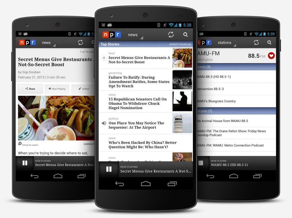 NPR-News-for-Android