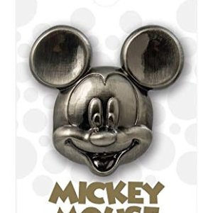 Disney Mickey Deluxe Pewter Lapel Pin
