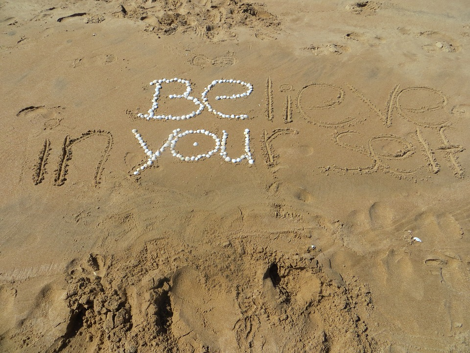 Be Yourself for Blog Success