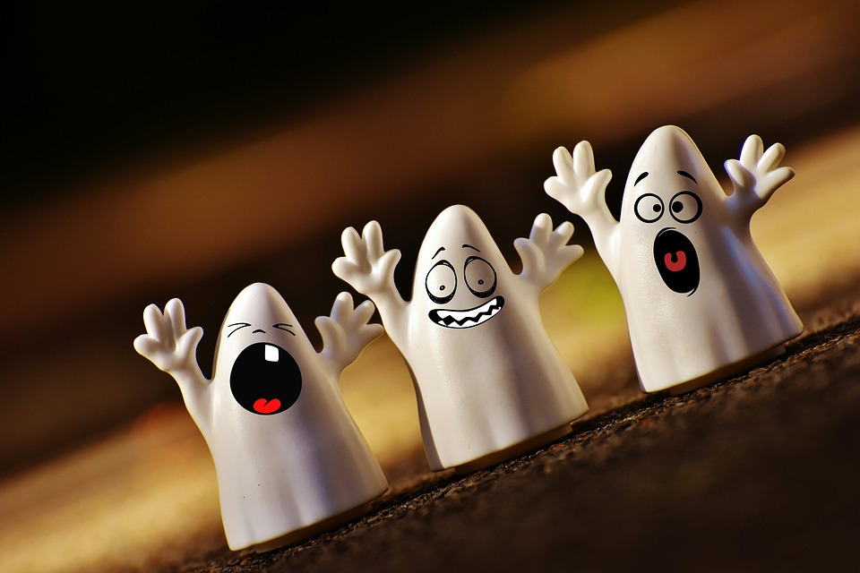Common Blogging Mistakes Ghosting