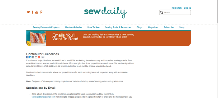 Sew_Daily_Pays_Freelance_Writers