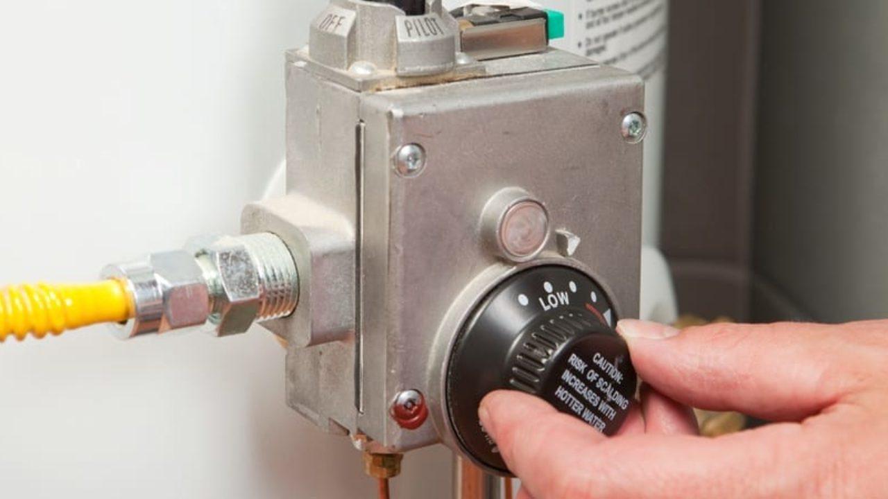 light your hot water heater pilot light