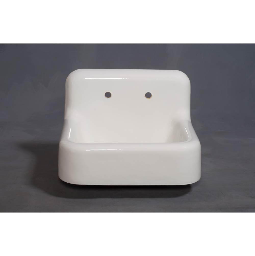 the claiborne cast iron single farmhouse sink only