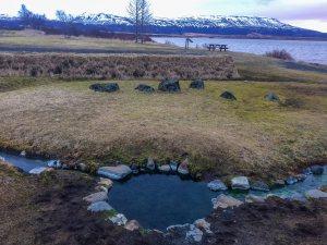 hot spring at laugarvatn