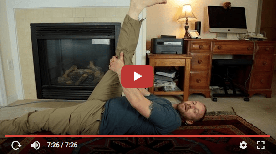 Thumbnail for active stretching video