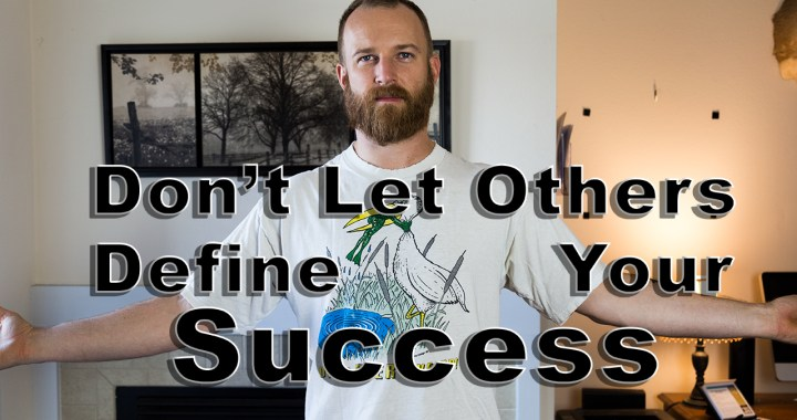 define your success