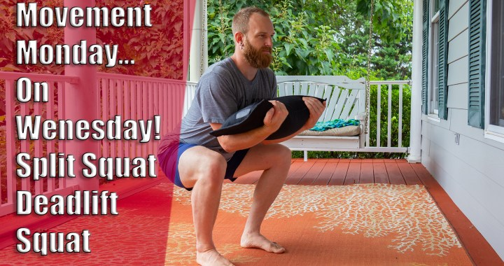 split squat deadlift squat