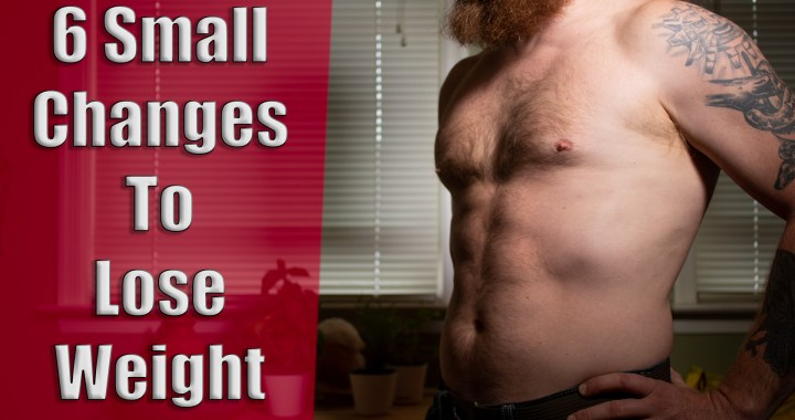 small changes to lose weight