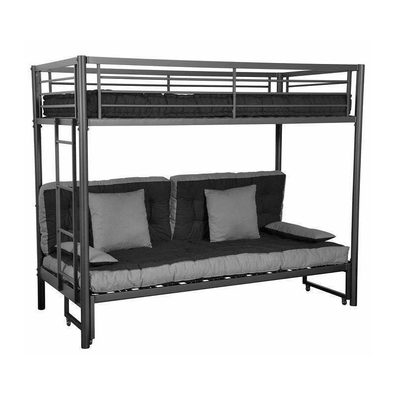 Lit Mezzanine Avec Canape Ikea Canap Ides De