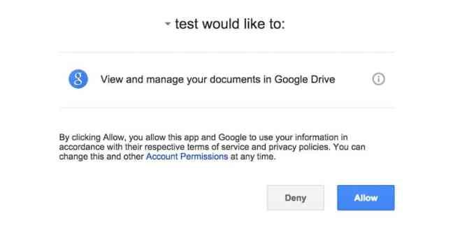 Autentikasi Script Aplikasi Documents