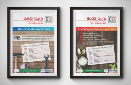 Poster Design for BeGS