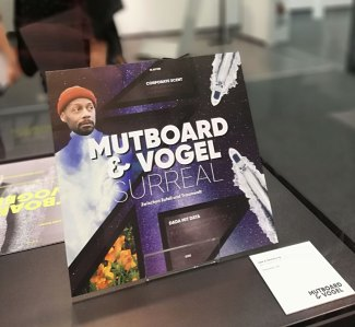 Mutboard & Vogel Cover Exhibited