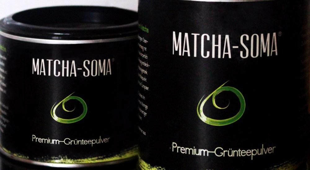 Matcha-Soma Packaging