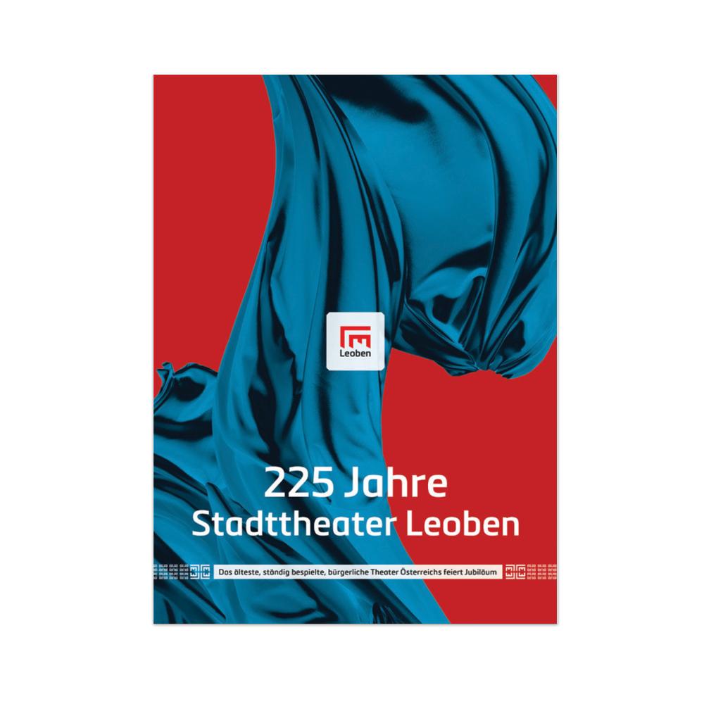 City Leoben Poster