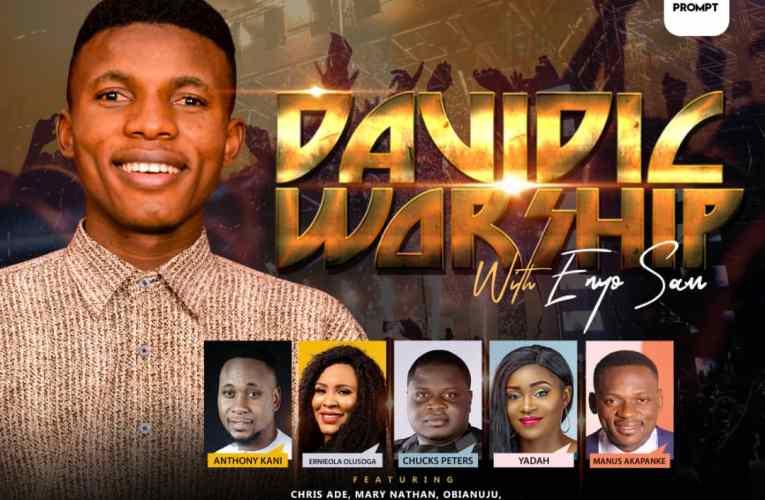 Davidic Worship 2019 By Enyo Sam