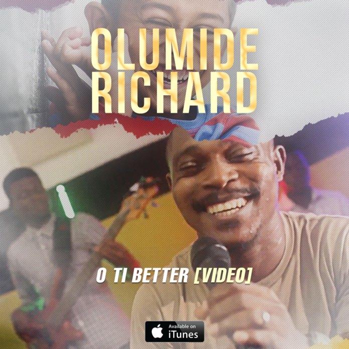 Oti Better Olumide Richard