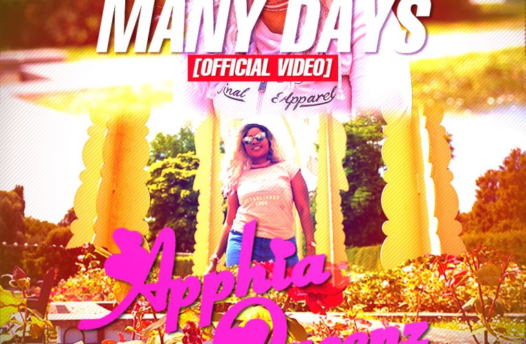 Many Days – Apphia Queenz { Music Video}