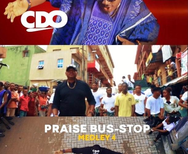 PRAISE BUS-STOP   -CDO