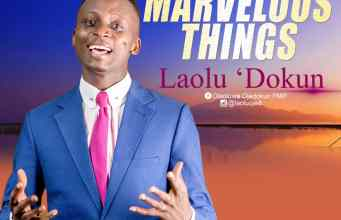 Download Marvelous Things - Laolu Dokun Free MP3 Song