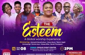 Frank Edwards, Kelvin Ogidi, Owie Abutu, & others Set for The Esteem 2019 in Abuja