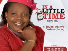 Igba Die (In A Little Time) Toyosi Akinya