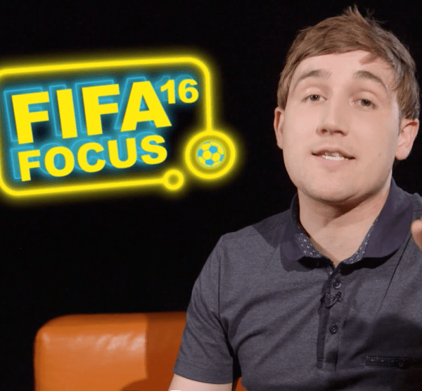 Red Bull: FIFA 16 Focus