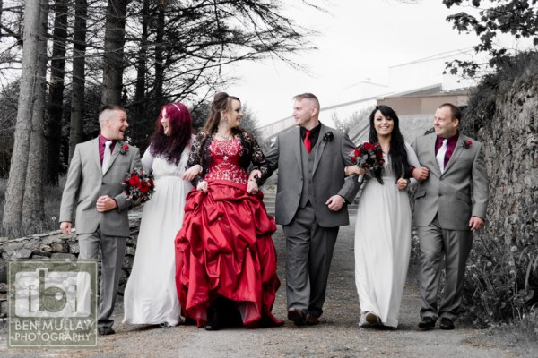 Shetland Wedding Photography - Andrea & Mark - Ben Mullay LSWPP - Image 3