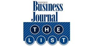 Phoenix Business Journal: Top Insurance Broken
